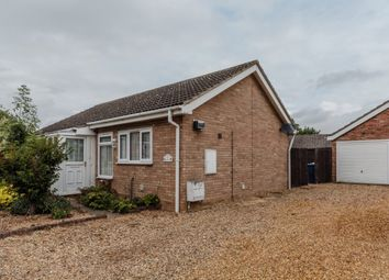 Thumbnail 2 bedroom detached bungalow for sale in Elizabethan Way, Brampton, Huntingdon, Cambridgeshire