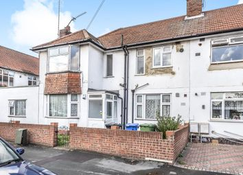 Thumbnail 3 bed maisonette for sale in Maybury, Woking