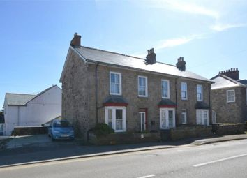 Thumbnail 3 bed semi-detached house for sale in Orchard Villas, Fore Street, Lelant, St. Ives