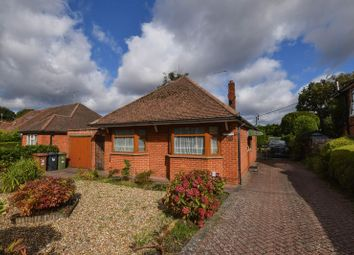 Thumbnail 3 bed detached bungalow for sale in Firacre Road, Ash Vale, Aldershot