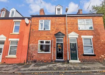 Thumbnail 3 bed terraced house for sale in Queen Street, Pontefract