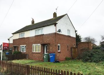 Thumbnail 2 bed semi-detached house for sale in 20 Hawthorn Avenue, Sheerness, Kent