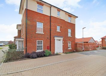 Thumbnail 4 bed end terrace house for sale in Beresford Grove, Aylesham, Canterbury