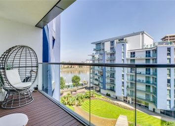 Thumbnail 1 bed flat for sale in Chapelier House, Eastfields Avenue, London