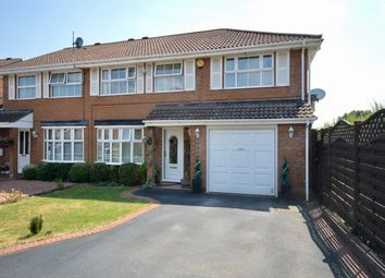Thumbnail 4 bed semi-detached house for sale in Fylton Croft, Whitchurch, Bristol