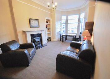 Thumbnail 2 bed flat to rent in Brunton Terrace, Edinburgh