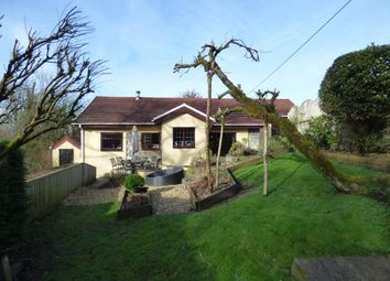Thumbnail 3 bed bungalow for sale in Glan Yr Afon Cottage, Bolahaul Road, Carmarthen