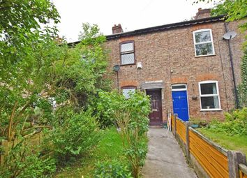 Thumbnail 2 bed terraced house for sale in Cotton Hill, Withington, Manchester