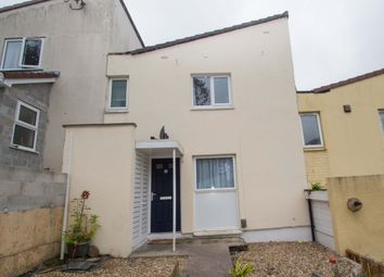 Thumbnail 2 bed terraced house for sale in Dart Close, Plymouth