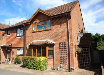 Thumbnail 3 bed end terrace house for sale in Fallowfield, Yateley, Hampshire