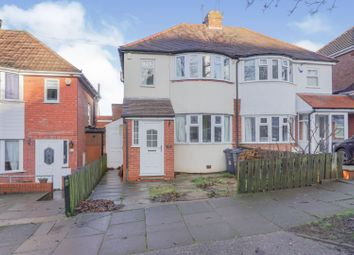 3 bed semi-detached house for sale in Marsham Road, Birmingham B14