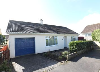 Thumbnail 2 bed detached bungalow for sale in Vellan Close, Barripper, Camborne