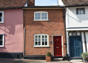 Thumbnail 2 bed cottage for sale in Church Street, Lavenham, Sudbury