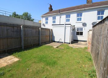 Thumbnail 3 bed terraced house to rent in Sproughton Road, Ipswich