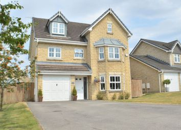 Thumbnail 5 bed detached house for sale in Mayflower Close, Glossop