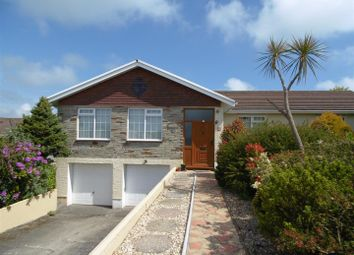 Thumbnail 4 bed detached bungalow for sale in Portbyhan Road, Looe