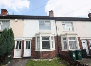 Thumbnail 2 bed terraced house for sale in Purcell Road, Coventry