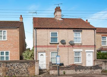 Thumbnail 2 bed semi-detached house for sale in Ashdale Park, London Road, Brandon