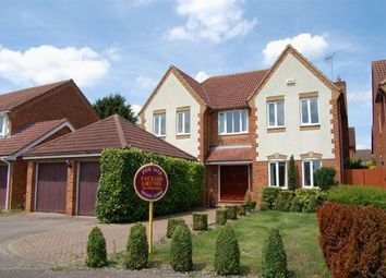 Thumbnail 4 bed detached house for sale in Magnolia Close, Abington Vale, Northampton