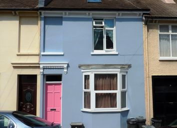 Thumbnail 7 bed terraced house to rent in Hampden Road, Brighton
