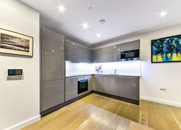 Thumbnail 1 bed flat to rent in Siddal Apartments, Elephant Park, London