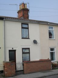 Thumbnail 2 bedroom cottage to rent in Pakefield Street, Lowestoft