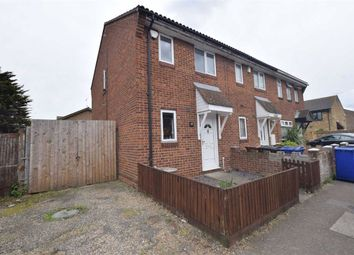 Thumbnail 2 bedroom end terrace house for sale in Thackeray Avenue, Tilbury, Essex