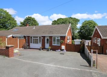 Thumbnail 2 bed property for sale in Hall View, Caego, Wrexham