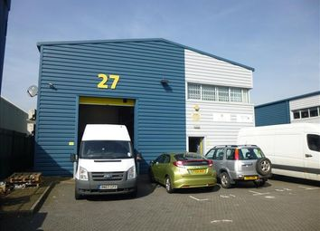 Thumbnail Warehouse to let in 27 Horizon Business Centre, Alder Close, Erith, Kent