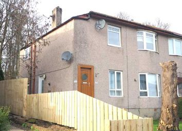 Thumbnail 2 bedroom cottage for sale in Glencroft Road, Croftfoot, Glasgow