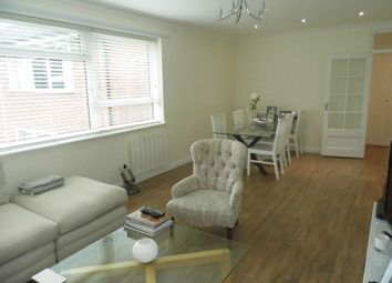 Thumbnail 2 bed flat to rent in Village Road, Bush Hill Park, Enfield
