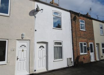 Thumbnail 2 bed terraced house for sale in Seagate Terrace, Long Sutton, Spalding