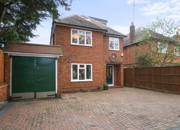 Thumbnail 5 bed detached house for sale in Grove Crescent, Walton-On-Thames