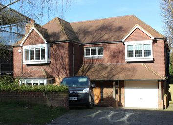 Thumbnail 5 bed detached house to rent in St Martins Drive, Eynsford, Kent
