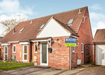 Thumbnail 1 bed end terrace house for sale in Missleton Court, Cambridge