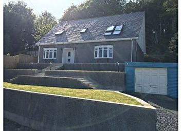Thumbnail 6 bed detached house for sale in Yr Allt, Llanelli