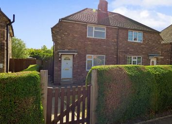 Thumbnail 2 bed semi-detached house for sale in Camillus Road, Knutton, Newcastle-Under-Lyme