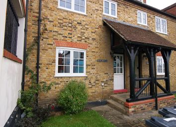 Thumbnail 1 bed maisonette to rent in High Street, Bagshot