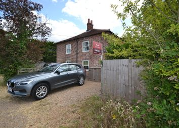 Thumbnail 2 bed cottage to rent in Forrest Green Road, Holyport
