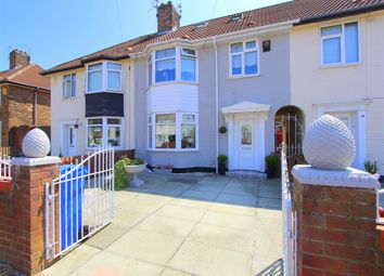 Thumbnail 3 bed town house for sale in Lordens Road, Liverpool