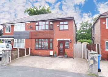 3 bed semi-detached house for sale in Moorside Crescent, Manchester M43