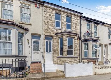 Thumbnail 4 bedroom terraced house for sale in St. Mary's Road, Gillingham, Kent, .
