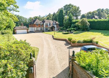 Thumbnail 6 bed detached house for sale in Old Hollow, Worth, Crawley, West Sussex