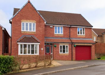 Thumbnail 5 bed detached house for sale in Clos Coed Bach, Blackwood