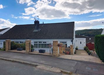Thumbnail 3 bed semi-detached bungalow for sale in Moorland Heights, Pontypridd