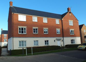 Thumbnail 2 bed flat for sale in Blease Close, Staverton, Trowbridge, Wiltshire.