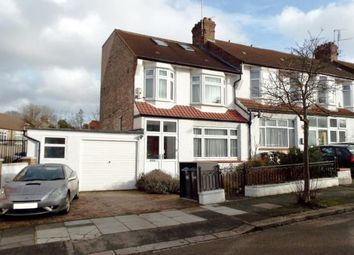 Thumbnail 4 bed end terrace house for sale in Bexhill Road, Bounds Green, London