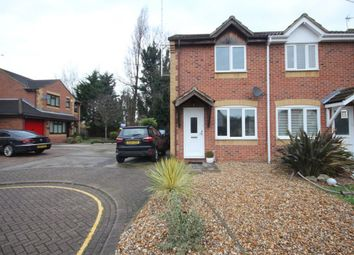 Thumbnail 2 bed semi-detached house for sale in Jackson Close, Greenhithe