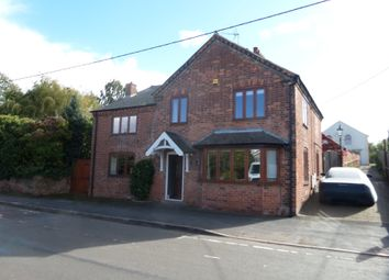 Thumbnail 5 bed detached house to rent in Main Street, Long Whatton, Loughborough, Leicestershire