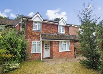Thumbnail 4 bed detached house to rent in Kenwood Park, Weybridge